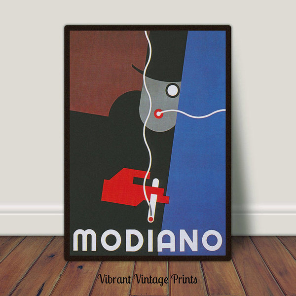 Modiano juliste